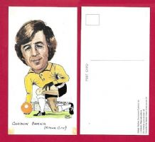 Stoke City Gordon Banks England (GK)